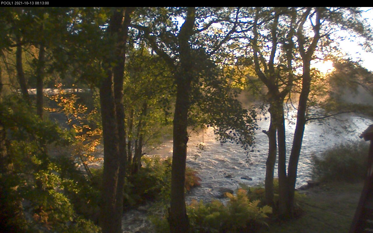 Webcam Mörrum, Karlshamn, Blekinge, Schweden